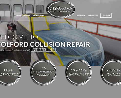Wolford's Collision Repair